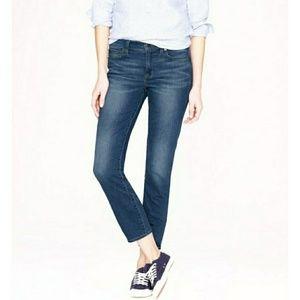 J Crew Reid Cropped Jeans